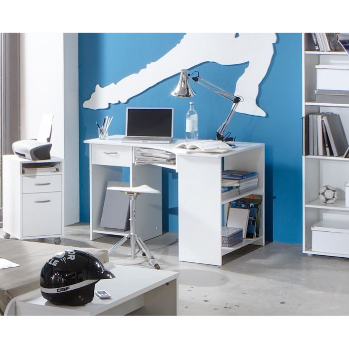 bureau d 39 angle informatique de la praticit au rendez vous mon bureau d 39 angle. Black Bedroom Furniture Sets. Home Design Ideas